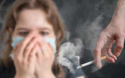 Com treure l'olor de tabac de la roba