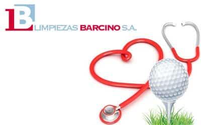 Torneo de golf en Zaragoza el 7 de Septiembre