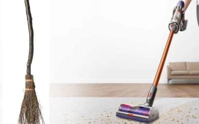 Historia de la limpieza
