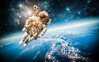 La historia y la limpieza en el espacio