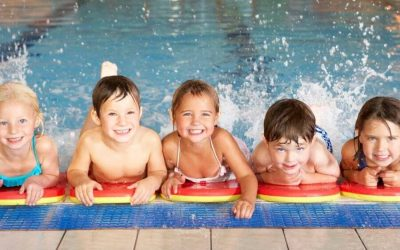10 consells de seguretat en la piscina per a nens