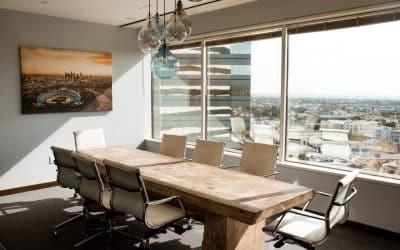 La importància d'una bona neteja en oficines